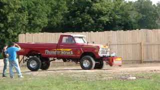Thunderstruck Truck Pull - Ford 477 Open Stock