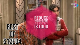 The Big Bang theory s12e04 best and funniest moments