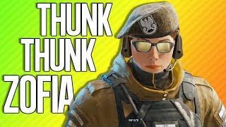 Download THUNK THUNK ZOFIA | Rainbow Six Siege Mp3 and Videos
