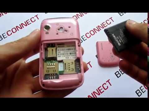 Видео обзор китайского детского телефона Nokia W888 Bocoin