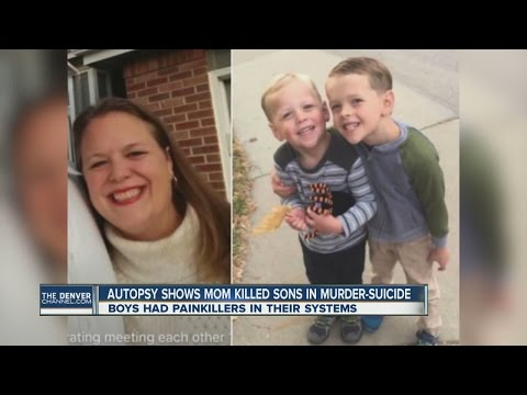 Autopsy: Highlands Ranch boys killed by own mother in murder-suicide had painkillers in systems