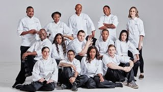 Behind the scenes with Top Chef's Lorna Maseko, Lesego Semenya and Neill Anthony | FULL INSERT