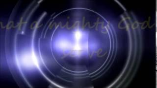 mighty GOD lyrics- Deitrick Haddon by Jampearl