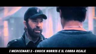 Chuck Norris e il Cobra Reale - I Mercenari 2