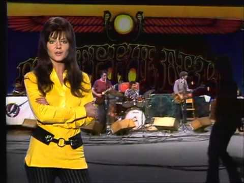 BEAT CLUB # 78    Chuck Berry  The Rolling Stones  The Kinks  Grateful Dead  The Doors mpeg2video