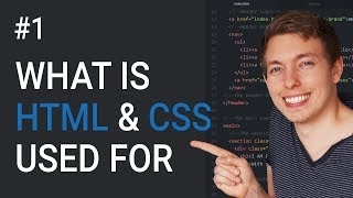 1: How to Get Started With HTML & CSS | HTML Tutorial for Beginners | Learn HTML and CSS | mmtuts
