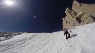 Mt. Whitney May 10th, 2014