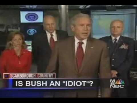 La Inteligencia de George W. Bush - Cuarto Milenio - Iker Jimenez ...