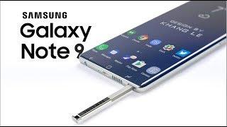 Samsung Galaxy Note 9 Trailer 2018 Full HD