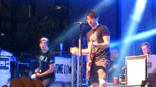 """All Time Low - """"Lost in Stereo"""" - Jannus Live 4/16/13"""