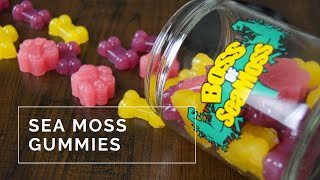 Vegan Sea Moss Gummies