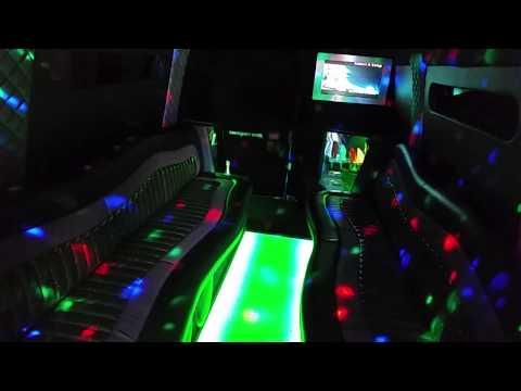 Karaoke limobus
