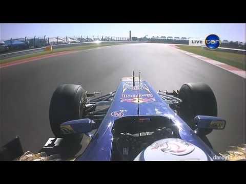 F1 Texas 2012 - Jean-Eric Vergne Onboard