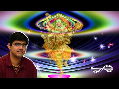 Sambu Natanam  - Trinetram - Sikkil Gurucharan