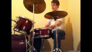 David Osmond - Come Thou Fount of Every Blessing (Drum Cover)