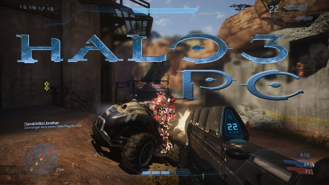 Halo Online: Review (Halo 3 PC)