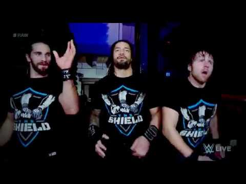 WWE - The Shield Custom Titantron!