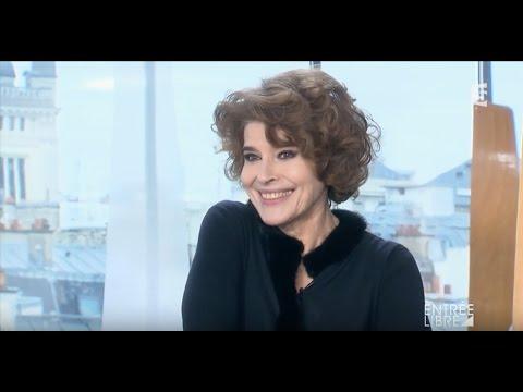 Interview et portrait de Fanny Ardant