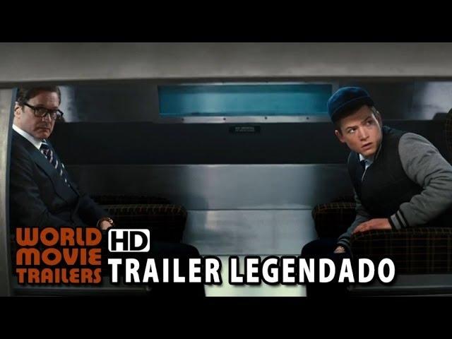 Kingsman: Serviço Secreto Trailer Oficial Legendado (2014) HD