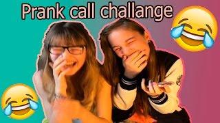 Prank call challenge\Приколы по телефону(Ёу, чувак привет) мы очень рады что ты посмотрел наше видео:3 Надеюсь понравилось. В этом видео мы будем разыг..., 2015-03-16T06:11:06.000Z)