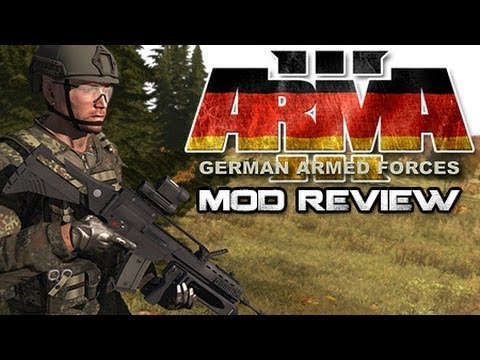 "ArmA 3 ► ""Bundeswehr"" German Armed Forces, Mod Review"