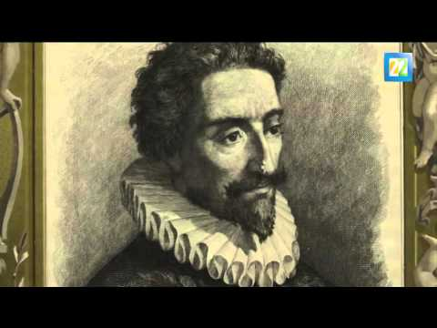 Cervantes, de la vida al mito en Biblioteca Nacional de España