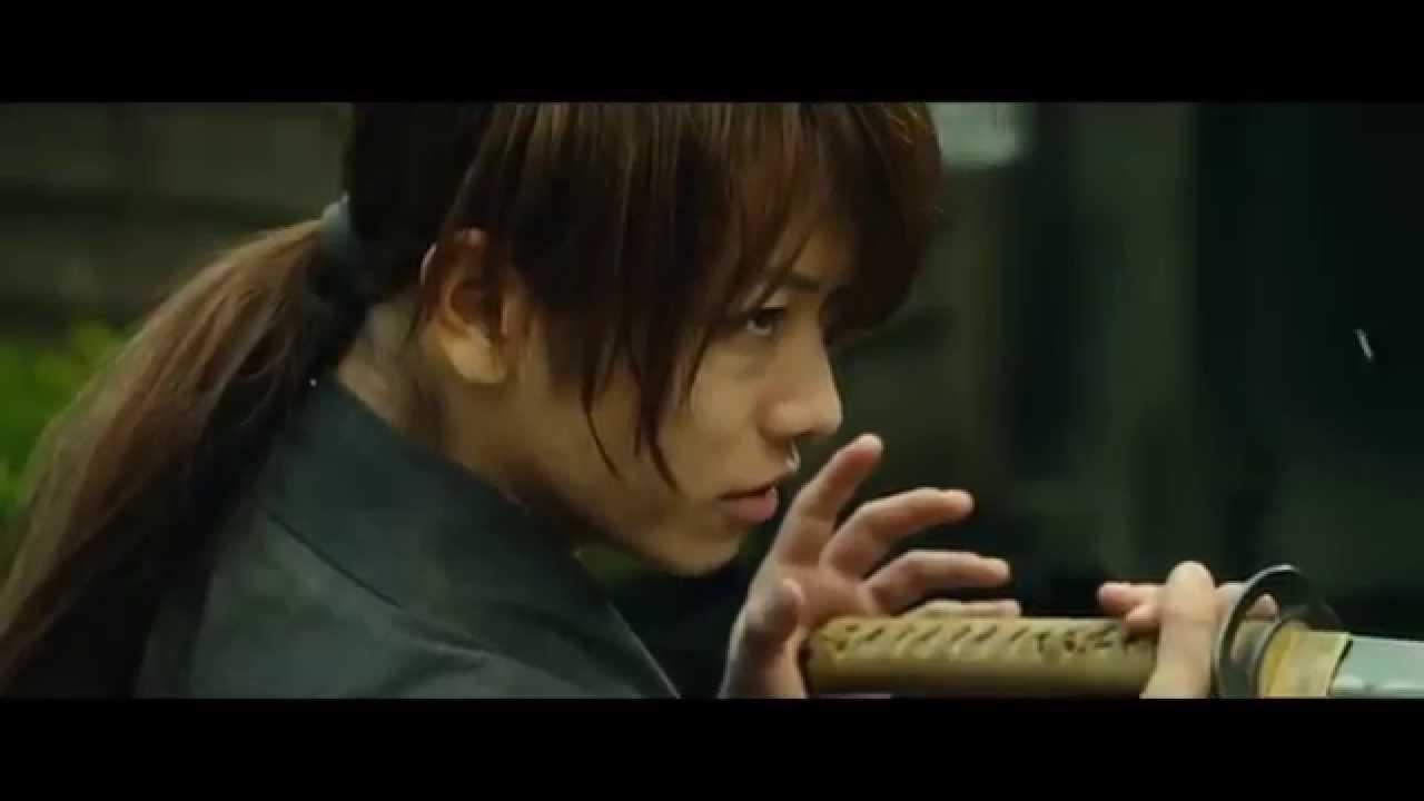video trailer film samurai x 2014 kyoto taika hen rurouni kenshin densetsu no saigo hen youtube. Black Bedroom Furniture Sets. Home Design Ideas
