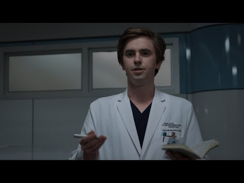 Shaun Does Research on How to Support Lea During Childbirth – The Good Doctor