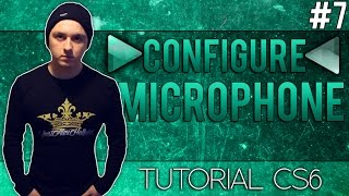 Video How To Setup A Microphone in Adobe Audition CS6 - Tutorial #7 download MP3, MP4, WEBM, AVI, FLV April 2018