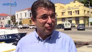 Κλείνει και η δυτική προβλήτα του λιμανιού της Καλαμάτας