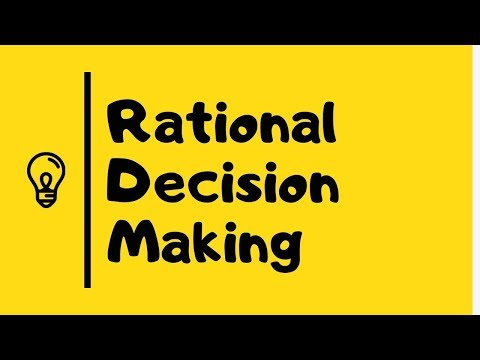 Rational Decision Making In Urdu/Hindi