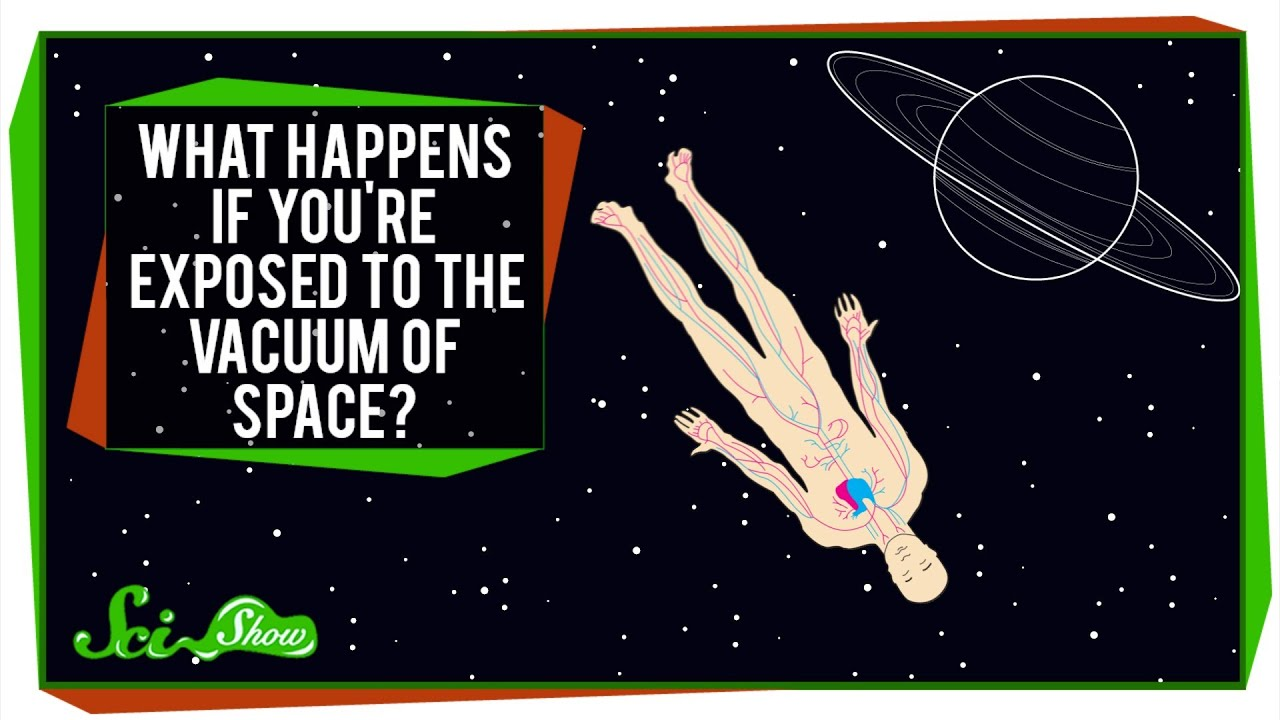 What Happens If Your Body Is Exposed To The Vacuum Of Space Youtube