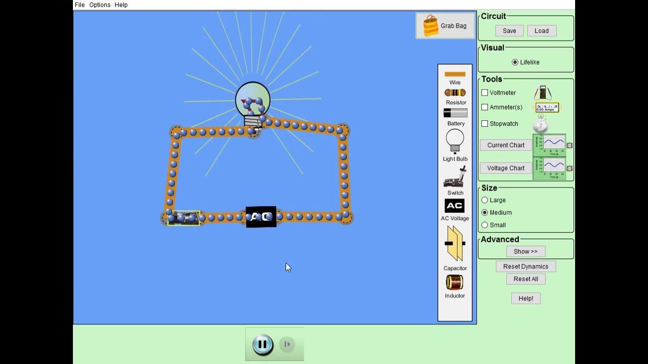Free Online Circuit Builder