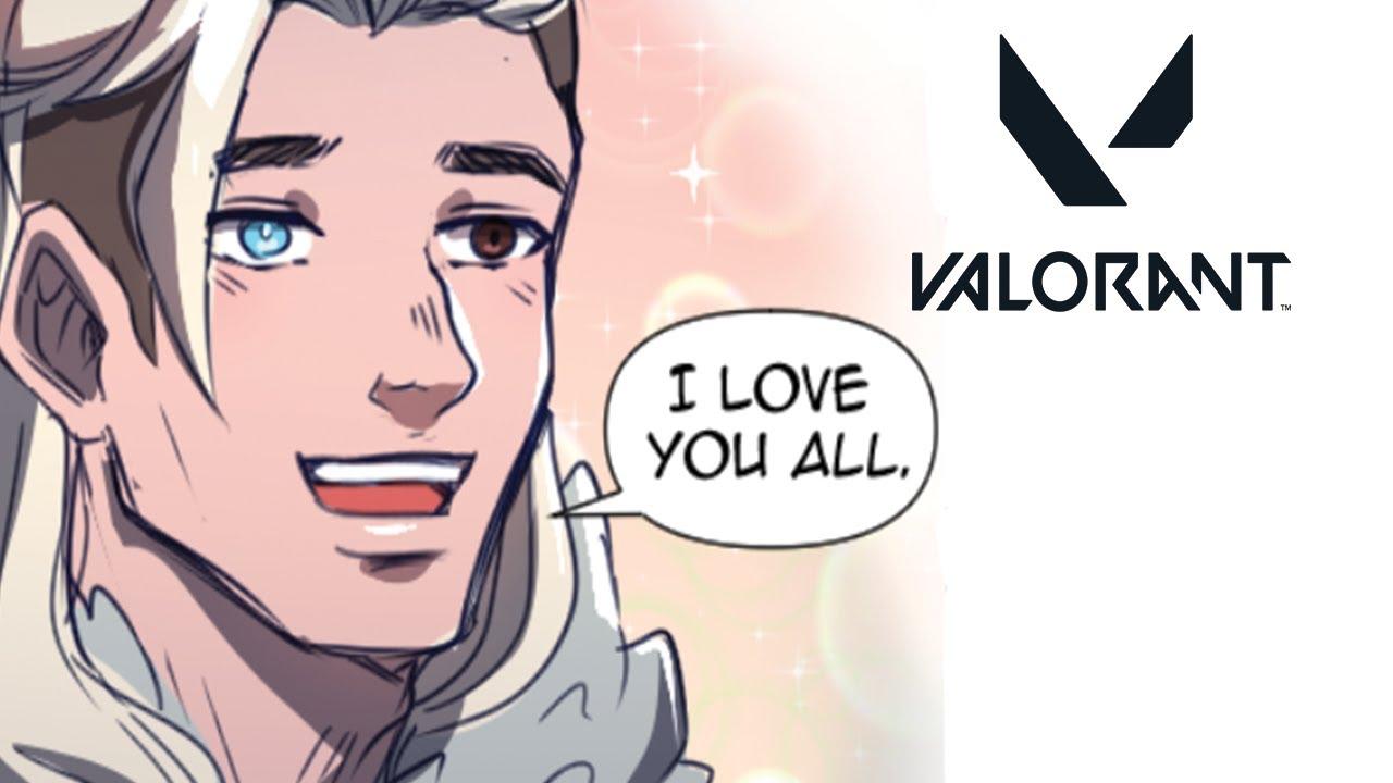 "(Valorant Comic Dub) ""What a Good Guy"""