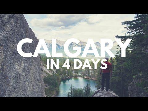 Calgary in 4 Days