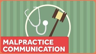 How Can Doctors Avoid Malpractice Suits? Be Nice