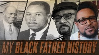 His Father Left, My Father Stayed - My Black Father History