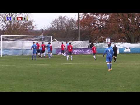 2016 11 19 Frimley Green v Bagshot   Highlights
