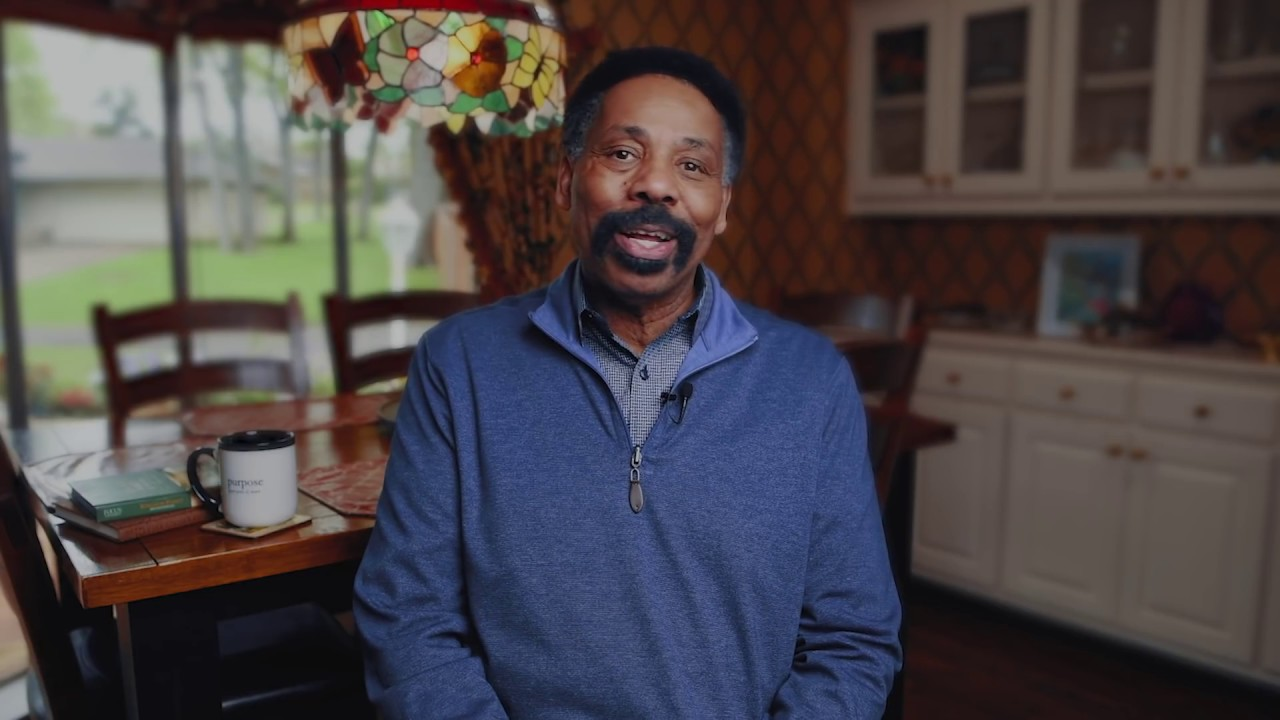 From Tony Evans Kitchen Table to Yours: Don't Let Fear Control You During the Coronavirus