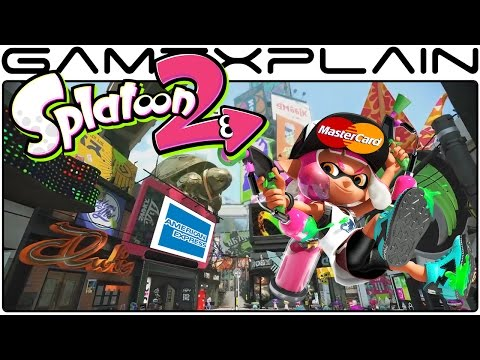 Splatoon 2's Credit Card Secret