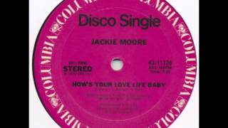 Jackie Moore - How