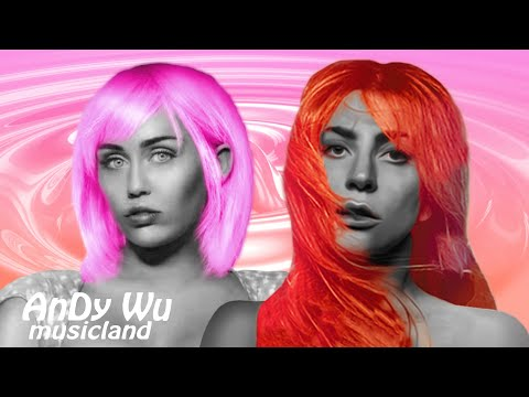 Ashley O & Ally - On A Roll / Why Did You Do That (Mashup) ft. Lady Gaga, Miley Cyrus