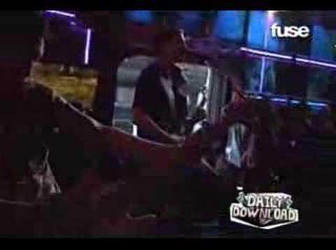 Breaking Benjamin | Polyamorous (Live on Fuse)