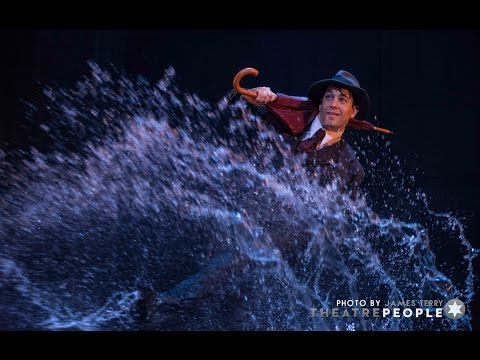 """Singing in the Rain"" Performed by Adam Garcia"