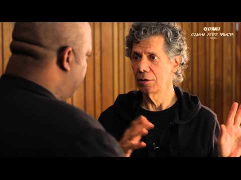 Yamaha pianos in conversation with Global Artist Chick Corea: Part 1