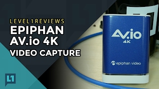 Epiphan AV.io 4k Video Capture