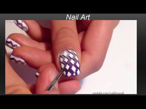 Nail Art Different Types Of Nail Art Youtube