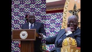 [Full speech] State of the nation's address by Nana Akuffo Addo