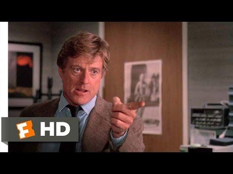 Sneakers (3/9) Movie CLIP - Private Investigator (1992) HD