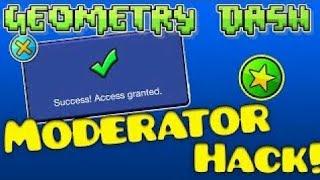 Moderador hack Geometry Dash 2.111/ SuPerNoVa19393
